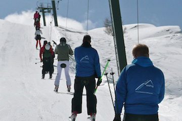 Inside Out Ski Club Joining Fee and Annual Subscription