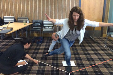 Stability Testing For Ski Injury Prevention